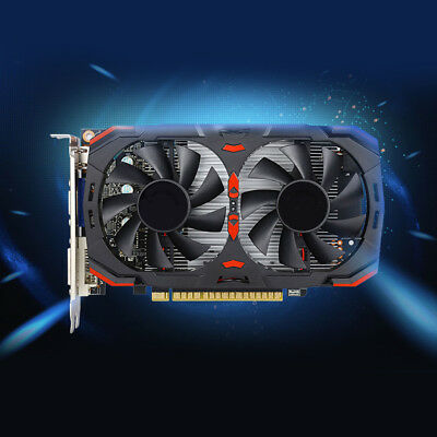 GTX650 GPU 1GB GDDR5 128BIT HDMI VGA Video Graphics Card for NVIDIA PC Gaming