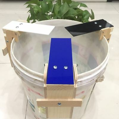 The Walk Plank Mouse Trap Mice Rats Auto Reset Rodent Pest Control Bucket Catche