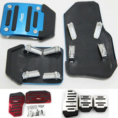 Universal Racing Sports Non-Slip Car/Truck/SUV Pedal Automatic Series Pad Cover