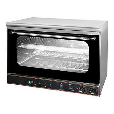 ConvectMax Oven 50-300°C w/ Top Grill and Bottom Heat, Commercial Kitchen