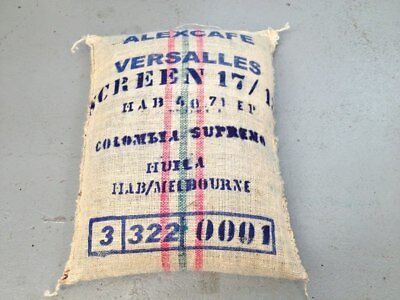 COLOMBIAN Supremo Raw green coffee beans   Soprano Coffee $19.85/kg for 2.5kg