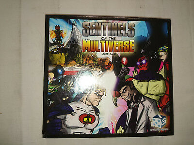 Sentinels of the Multiverse - Greater than Games