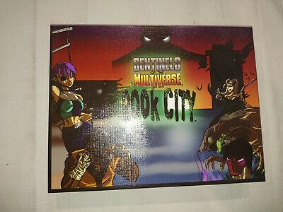Sentinels of the Multiverse - Rook City Expansion