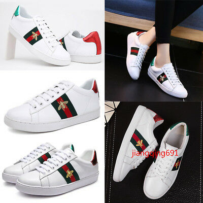 Womens Casual Sneakers Sports Athletic Leisure Running Flat Trainers Walk Shoes
