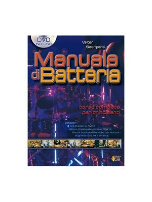 Manuale di Batteria. Drums Book, DVD (Region 0)