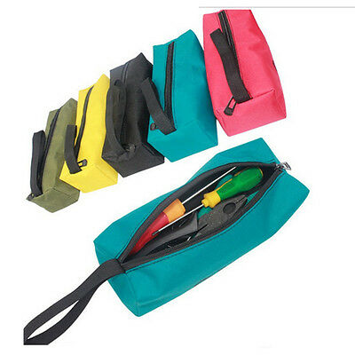 Multifunctional Storage Tools Bags Utility Bag Oxford for Small Metal Parts M&C