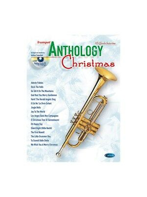 Anthology Christmas (Trumpet). Sheet Music, CD