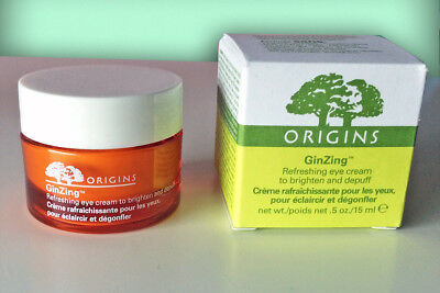 Origins Ginzing Refreshing Eye Cream