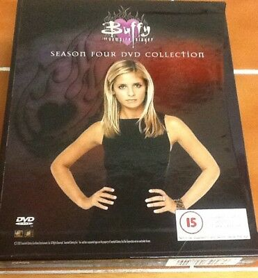 Buffy the Slayer Season Four DVD Box Set