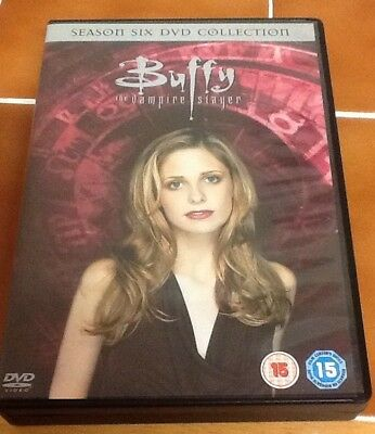 Buffy the Slayer Season Six DVD Box Set