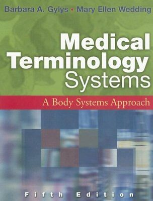 Medical Terminology Systems: A Body Systems Approa