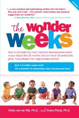 The Wonder Weeks: How to Stimulate Your Baby's Mental Developme .9789491882005