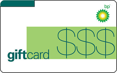 $100 BP Gas Gift Card For Only $94!! - FREE Mail Delivery