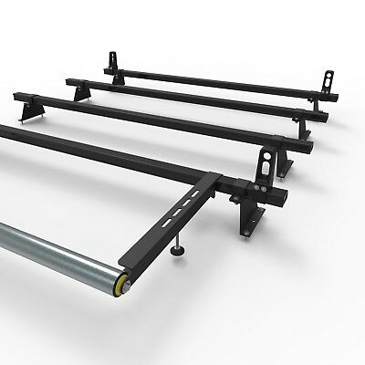 Renault Trafic Roof Rack 3 Bars System + Load Stops 2001 - 2014 - TB209LS