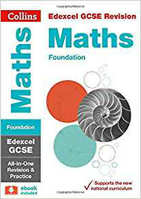 Edexcel GCSE Maths Foundation All-in-One Revision and Practice (Collins GCSE 9-1