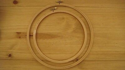 Wooden Embroidery Hoop