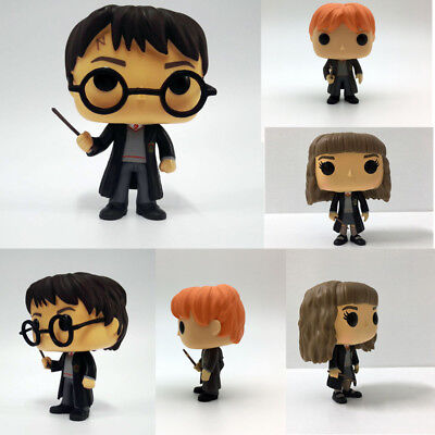 Hot Funko Pop Harry Potter Action Figure Kids Figure Toys Home Decor Doll Gift