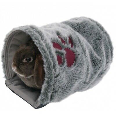 Rosewood reversible snuggle tunnel  - small rabbit / guinea pig bed toy