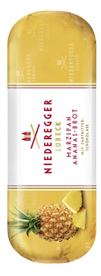 Niederegger Pineapple Bread 125g