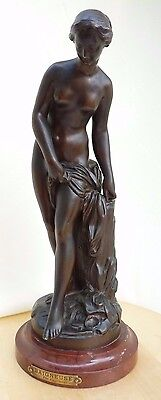 bronze baigneuse de Falconet