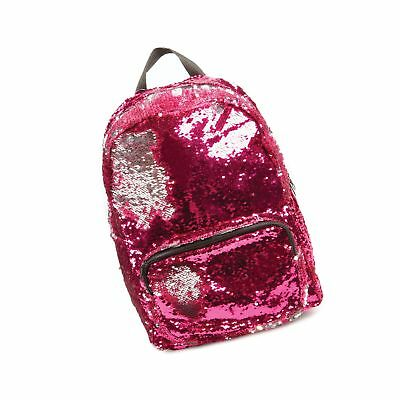 Style.Labs Magic Sequin Backpack Pink/Silver (76464)
