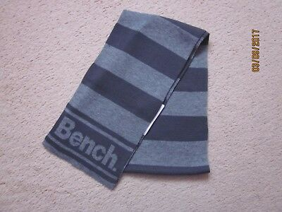 New No Tags - Boys Bench Scarf - Unwanted Present