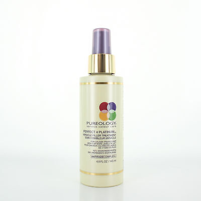 Pureology Perfect 4 Platinum Miracle Filler Treatment 4.9oz/145ml
