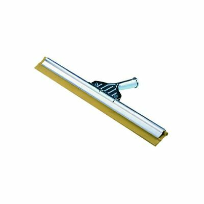 "Unger PushPull Hard Rubber Floor Squeegee, Tan, 18"", 1 Each"