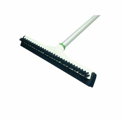 "Unger Sanitary Brush/Acme Insert Floor Squeegee, 18"", 1 Each"