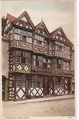 The Feathers Hotel, LUDLOW, Shropshire