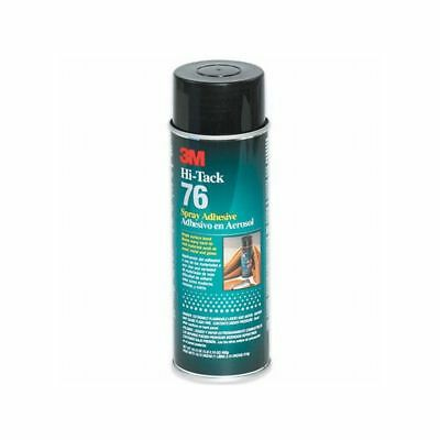 Box Packaging 3M High Tack Adhesive, 76, 24 Oz Can, 12 Cans Per Case