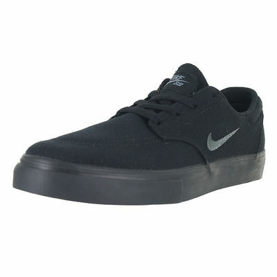 d3cad7688250 Nike SB Clutch Skateboarding Shoes Sneakers 729825-005 Black Grey Size 8.5  NEW
