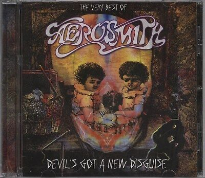 Aerosmith - Devil's Got A New Disguise (Very Best Of) CD Album