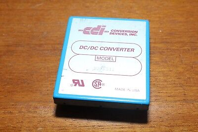 NEW CDI 2505S48 high performance DC to DC Converter Input:48V Output 5V 25W PCB