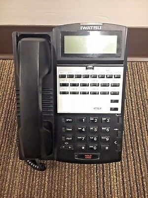 Iwatsu Omega ADIX IX-12KTD-3 LCD Display Speakerphone