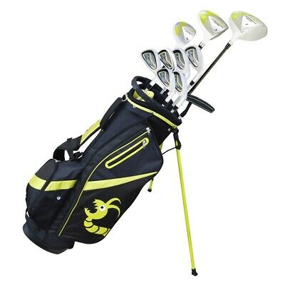 Woodworm Zoom V2 Golf Clubs Package Set With Bag Mens Right Hand