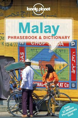 NEW Malay By Lonely Planet Paperback Free Shipping