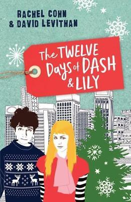 NEW The Twelve Days of Dash and Lily By David Levithan Paperback Free Shipping