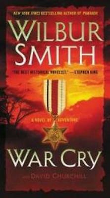 NEW War Cry By Wilbur Smith Paperback Free Shipping