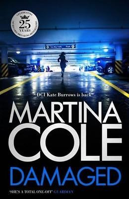 NEW Damaged By Martina Cole Paperback Free Shipping