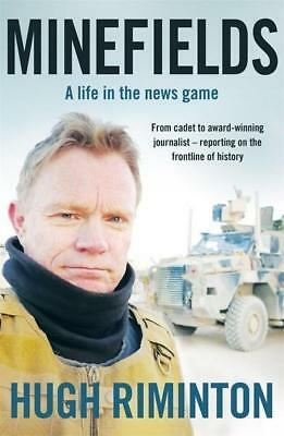 NEW Minefields - No More Signed Copies Available!* By Hugh Riminton Paperback