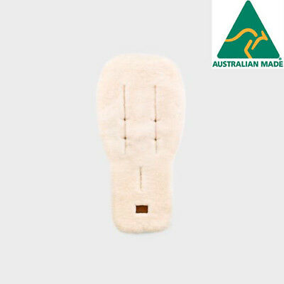 Ugg Australia Sheepskin Baby Pram Liner Natural Colour RRP $200.00