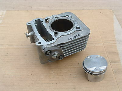 Daelim S1 125 2014 Mod Barrel + Piston Good Cond