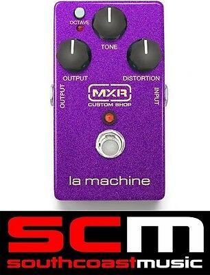 Mxr Custom Shop Csp203 La Machine Retro Fuzz Electric Guitar Fx Effects Pedal