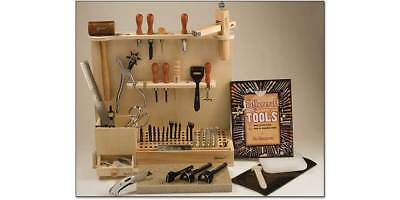 New. (Craftool Workshop Set) 33Lbs. Great for Any Leather Hobbyist. Excellent!!