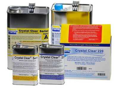 Crystal Clear 220 Trial Kit (800gm)