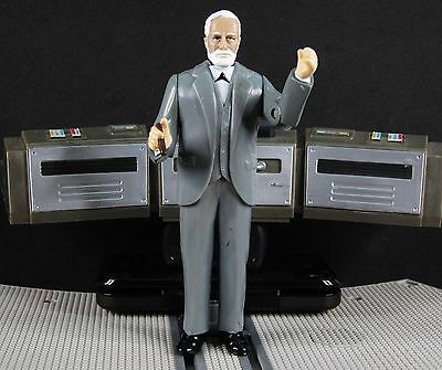 Accoutrements Sigmund Freud Psychology Master Action FIGURE POSABLE MODEL A555