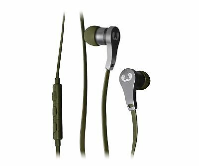 Lace Headset im Ohr 3.5 mm Integriertes Mikrofon 1.2 m Army