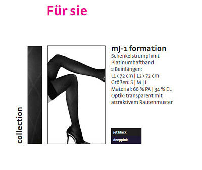 Support Tights Medi MJ-1 Formation Thigh-Length Stockings