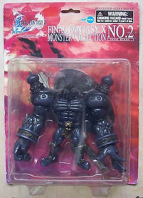 Final Fantasy X Monster Collection - No. 2 Iron Giant